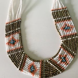 ALDO bohemian necklace